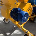 двигатель зернометателя