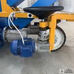 Зернометатель МЗС-120 Управление